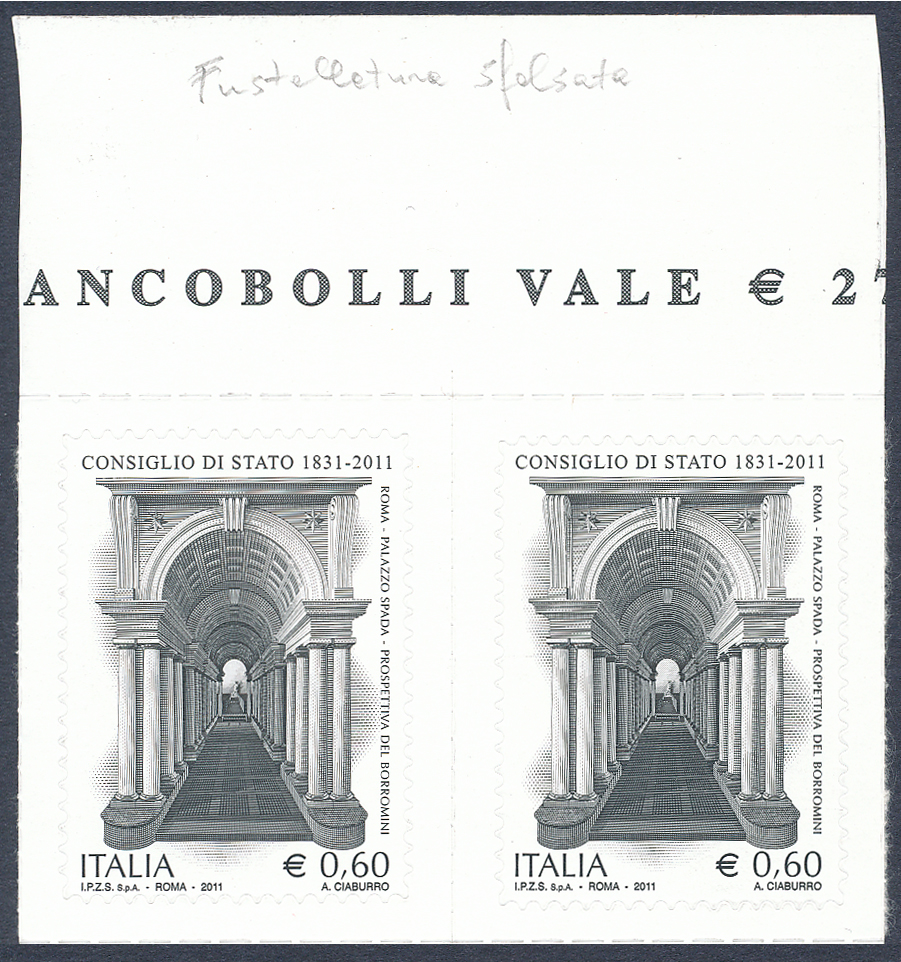 Collezionisti Italiani di Francobolli Ordinari » 2012