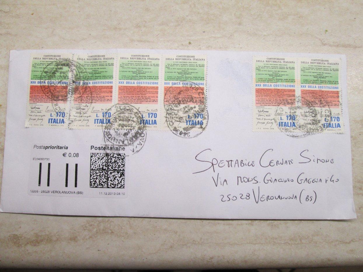 """10 BIANCO BUON NATALE 12/"""" x 16/"""" mailing borse affrancatura della posta postale"""