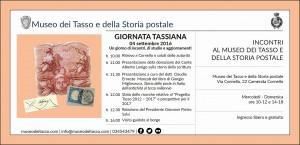 Invito Giornata Tassiana