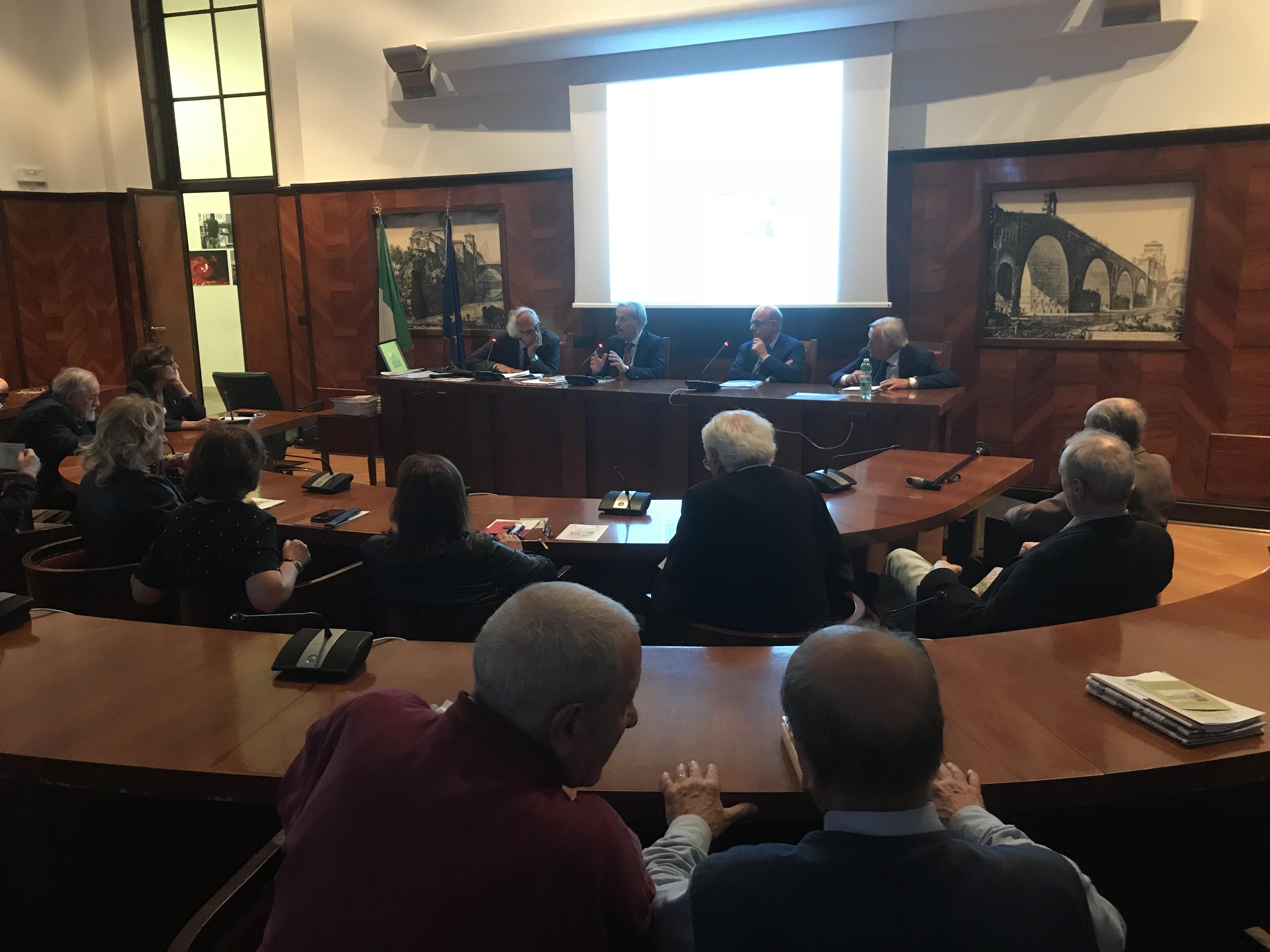 Ero stato invitato altre volte da Angelo Piermattei a partecipare all incontro annuale dell AFI di Roma il circolo italiano con il maggior numero