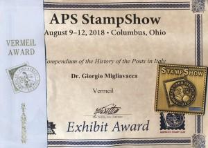 COMPENDIUM - APS STAMPSHOW 2018 VERMEIL (3)