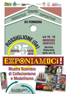 EXPONIAMOCI! fronte